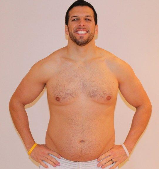 Набор веса. Трансформация тела. Часть 2 (60 фото)