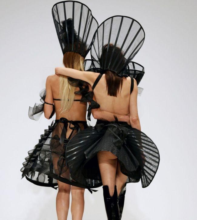 Мужчины в восторге от новой модной коллекции (18 фото)
