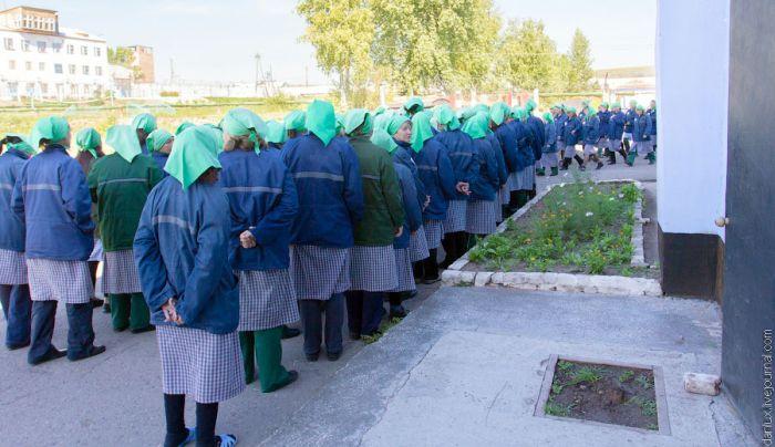 Женская колония общего режима № 29 (48 фото)