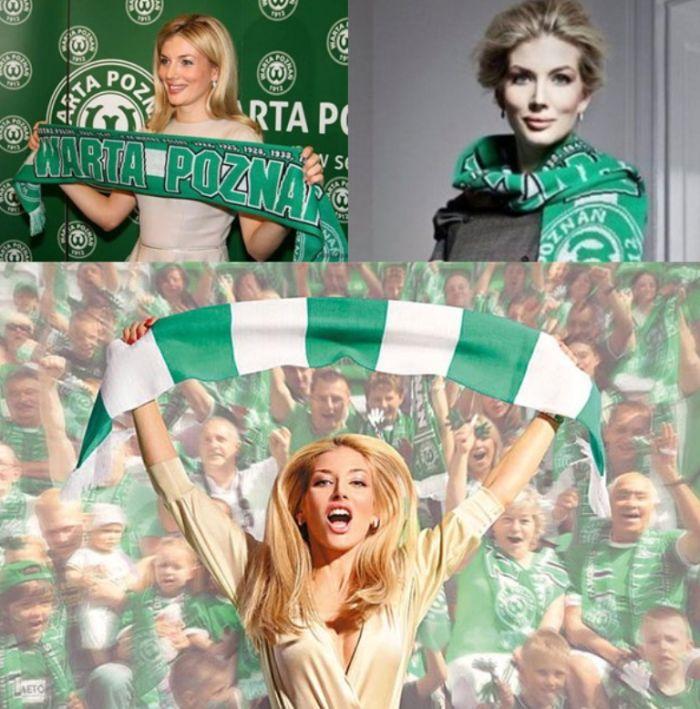 Отгадайте, что общего у этой девушки с футболом (27 фото)