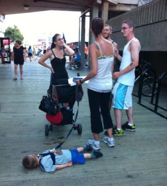 Худшие родители (36 фото)