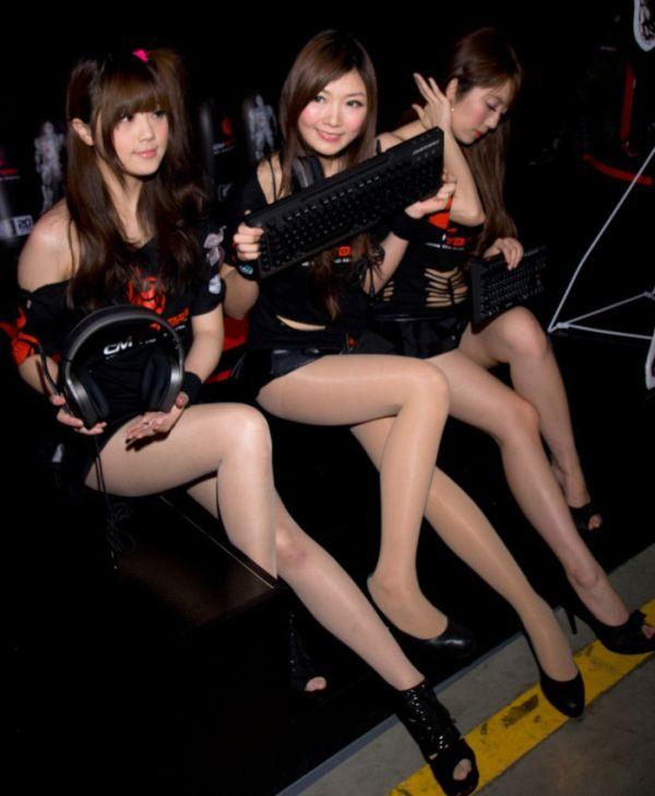Красивые азиатские модели (93 фото)