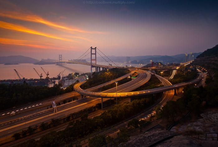 Современный Гонконг (60 фото)