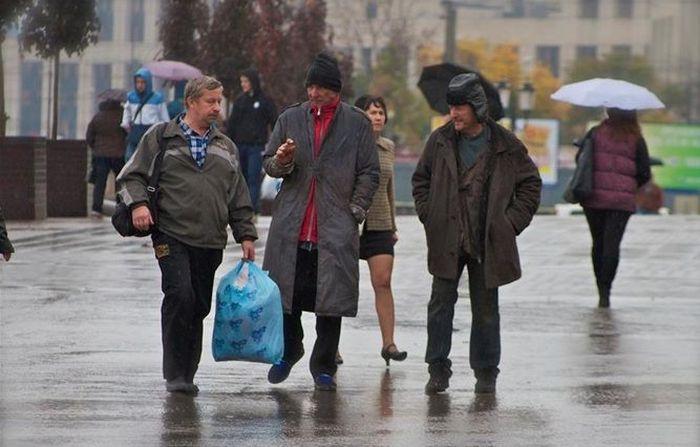 Винни Джонс превратился в Московского бомжа (8 фото)