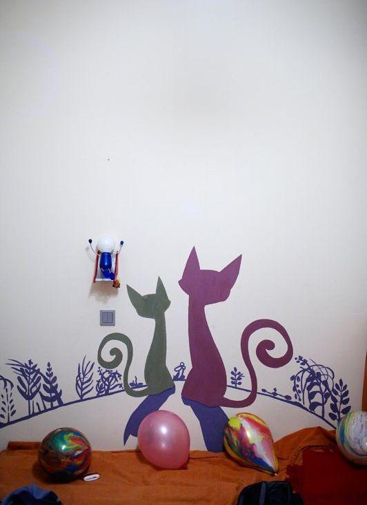 Креативный дизайн детских (16 фото)