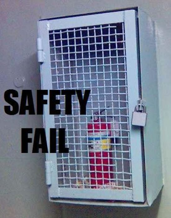 İş Güvenliği Kurallarına Uymama
