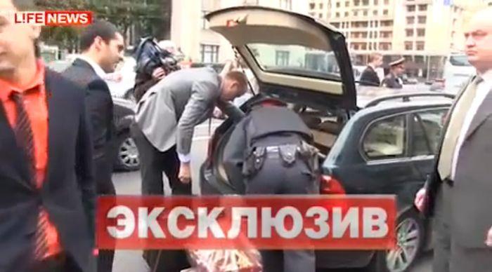 Дагестанская свадьба в Москве закончилась обстрелом прохожих (6 фото + видео)