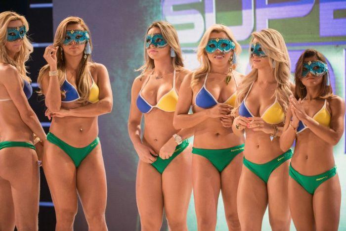 Самая сексуальная попка Бразилии (50 фото)