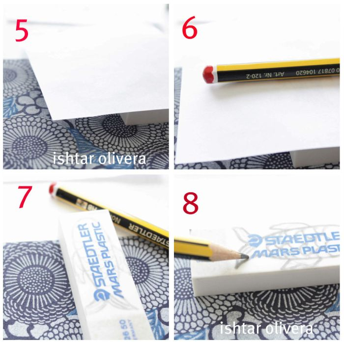 Приготовьте следующие вещи для изготовления печати своими руками:-ластик-бумага-карандаш...  Просмотров: 571.