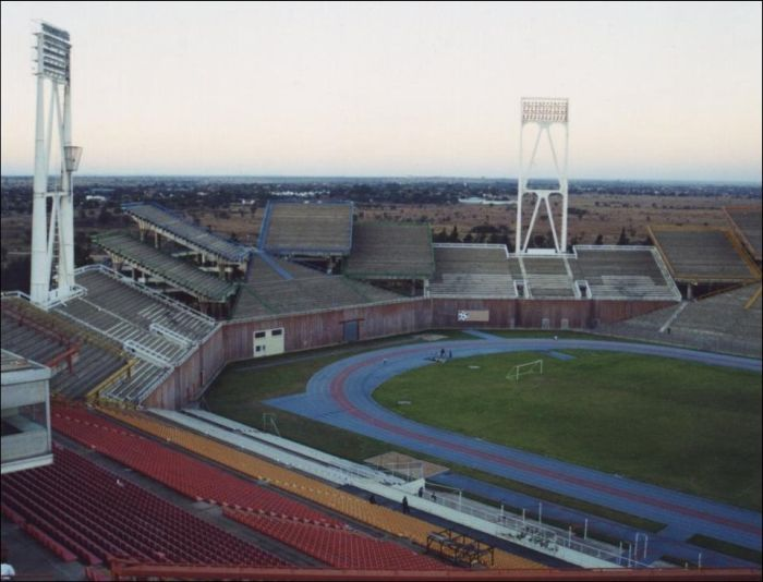 Необычные стадионы (28 фото)