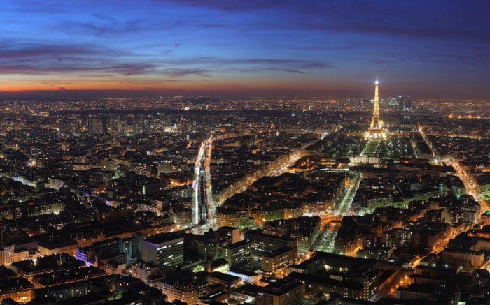 Удивительные снимки самых красивых городов мира (50 фото)