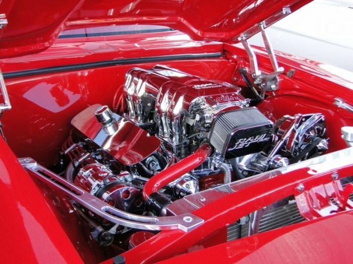 Крутой тюнинг американских мускул-каров (40 фото)