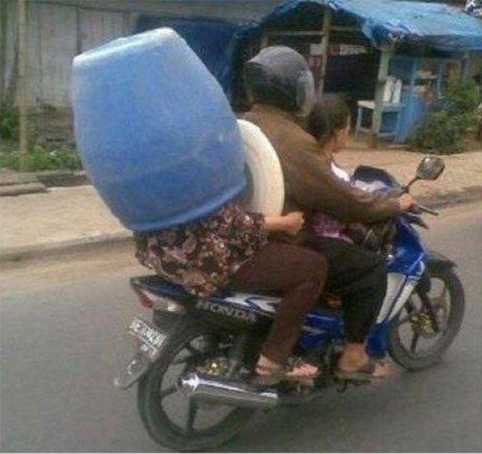 Забавные фотографии из Азии (63 фото)