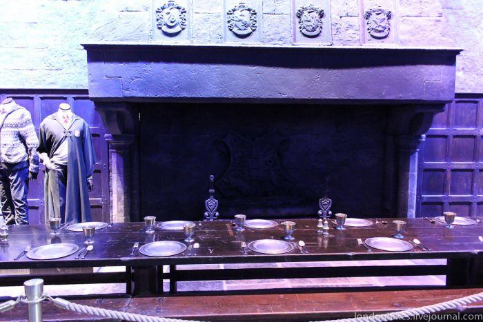 Londra Harry Potter müzesi (104 fotograf)