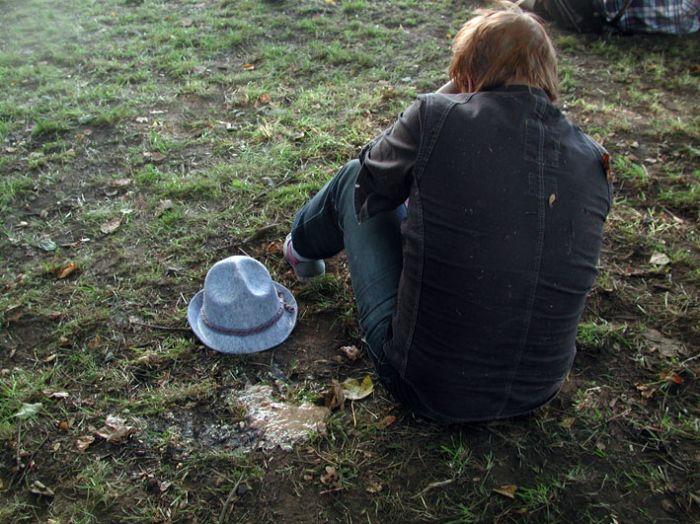 Обратная сторона фестиваля Октоберфест 2012 (40 фото)
