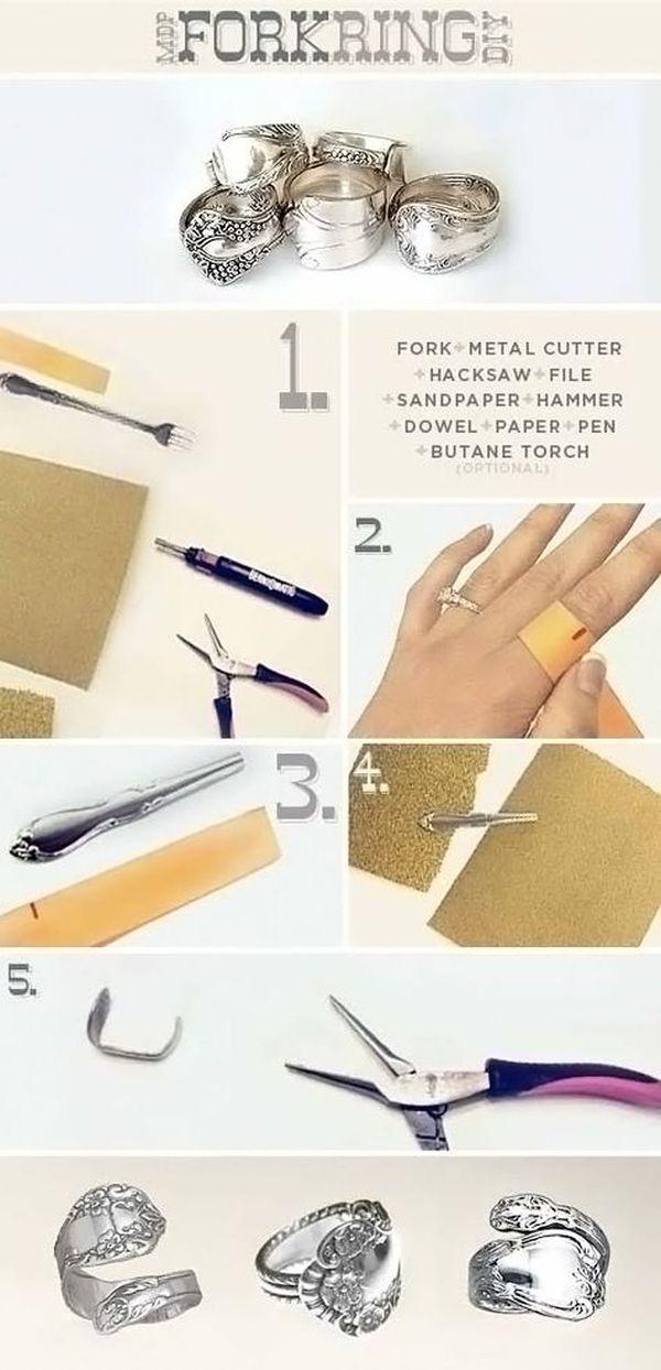Делаем креативные украшения своими руками (11 фото)