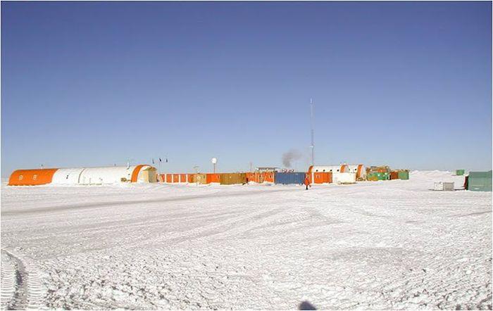 Исследовательская станция Конкордия (23 фото)