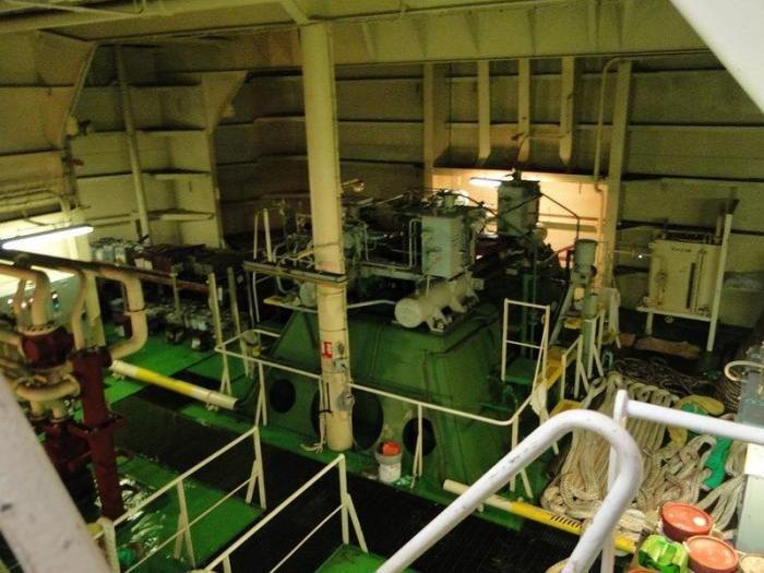 Освобождение танкера, захваченного пиратами (70 фото)