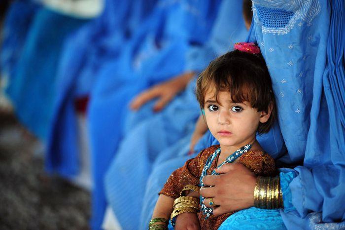 La vie en Afghanistan aujourd'hui (115 photos)