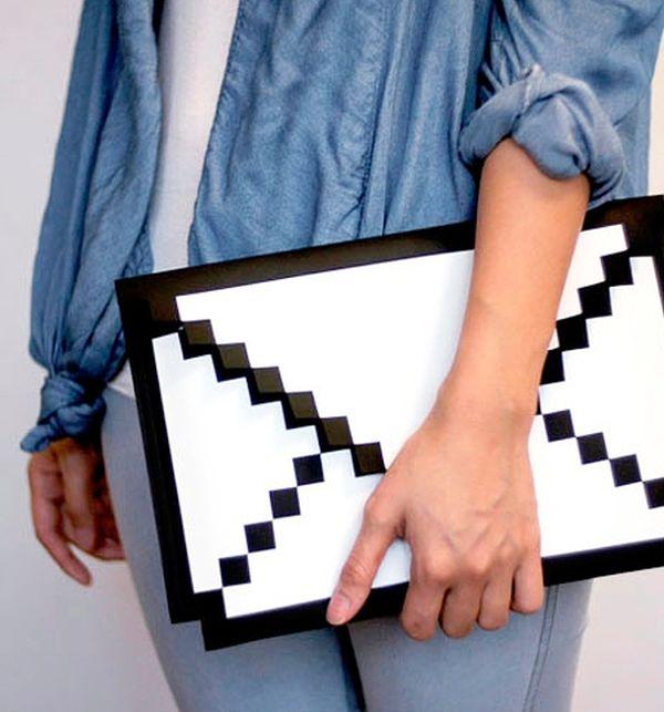 Креативный чехол для планшета iPad (4 фото)