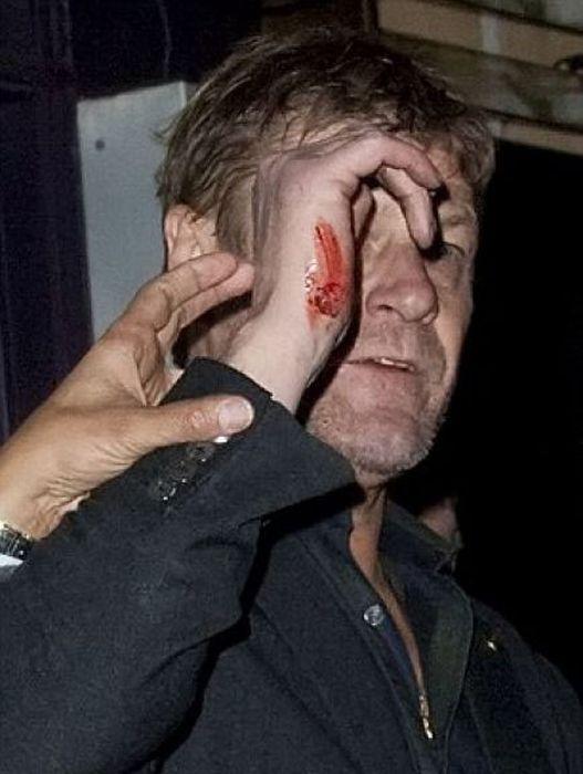 Выпивший актер Шон Бин наказал сам себя (13 фото)