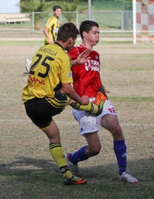 Спортивные снимки, сделанные в нужный момент (47 фото)