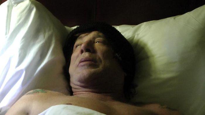 Микки Рурк сделал очередную пластику лица (7 фото)