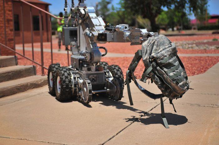 Проектирование роботов будущего для бытовых задач (32 фото)