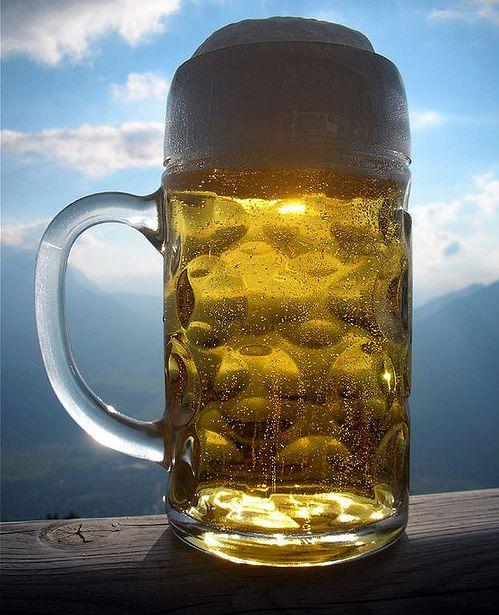 Огромная порция разных сортов пива (60 фото)