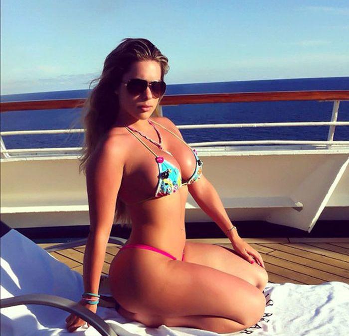 Кубинская модель Кэти Феррейро (30 фото)
