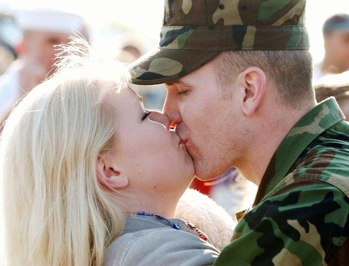 Возвращение с войны (21 фото)