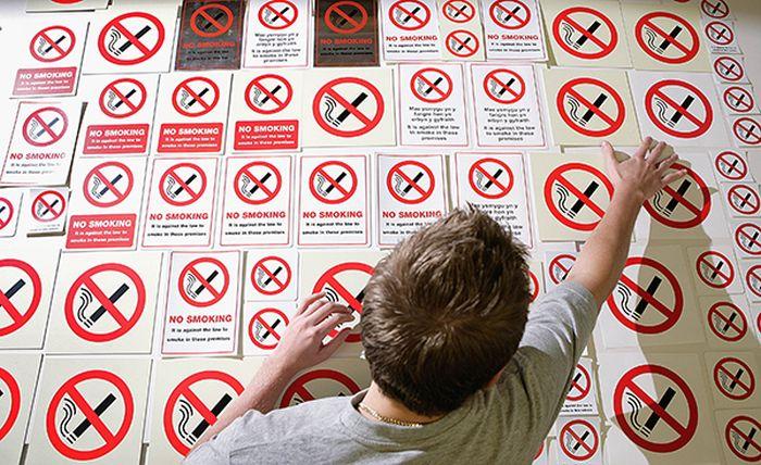ТОП-10 стран с жесткими мерами борьбы против курения (10 фото)