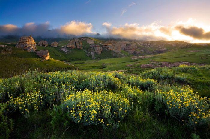 Güney Afrika'dan İnanılmaz Güzel manzaralar (40 Fotograf)