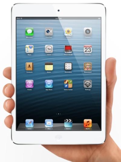 iPad Mini - первые официальные фотографии (24 фото)