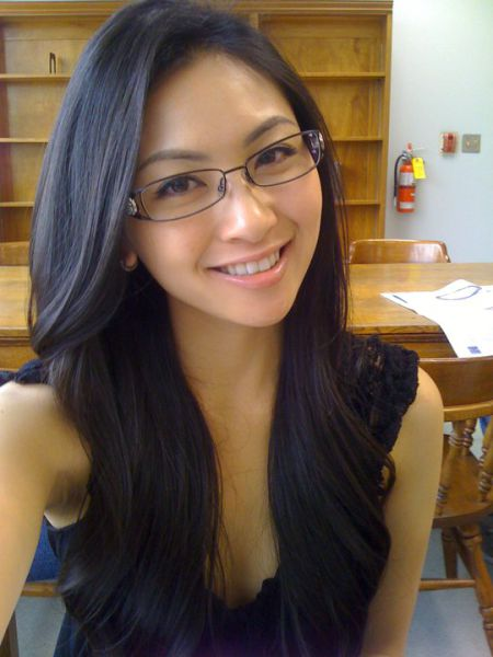 Красивые азиатки из социальных сетей (50 фото)