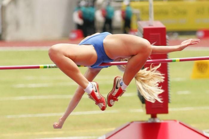 откровенные фото девушек спортсменок