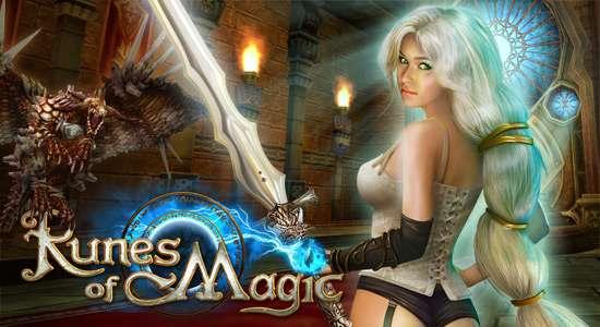 Runes of Magic - культовая онлайн-игра