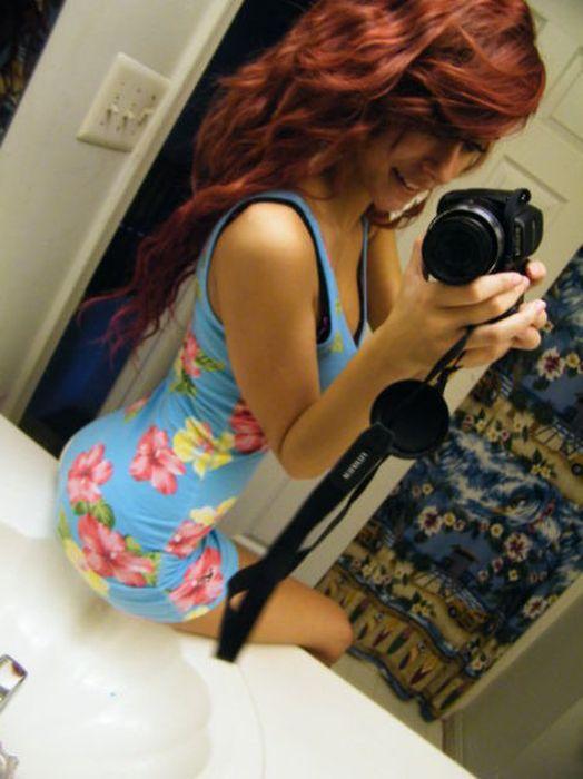 Рыжеволосые красотки (50 фото)