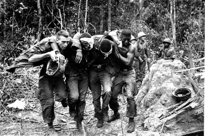 Arşiv Görüntülerle Vietnam Savaşı (36 Fotograf)