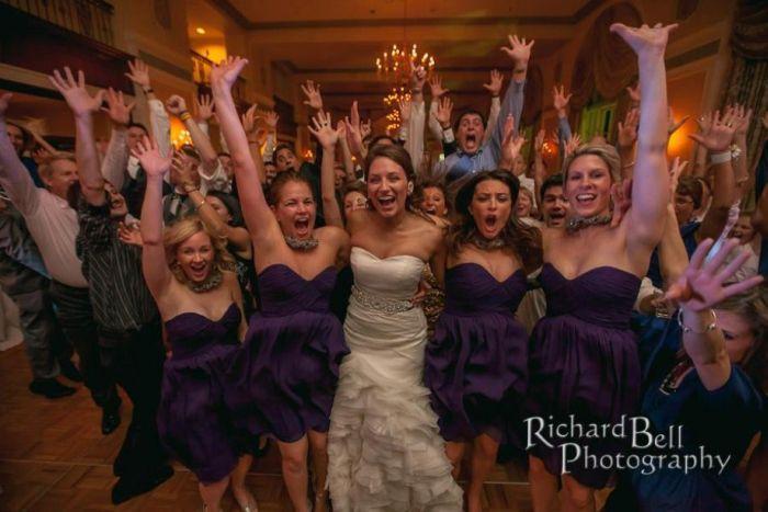 Удивительный случай за день до свадьбы (10 фото)