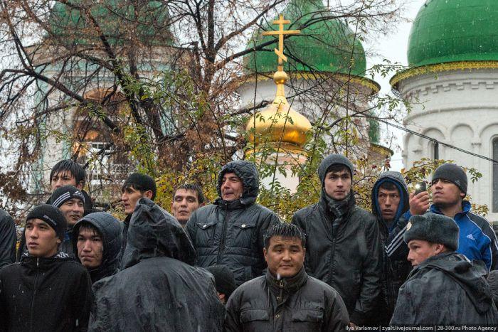Репетиция военного парада ко Дню Независимости Украины прошла в Киеве - Цензор.НЕТ 1822