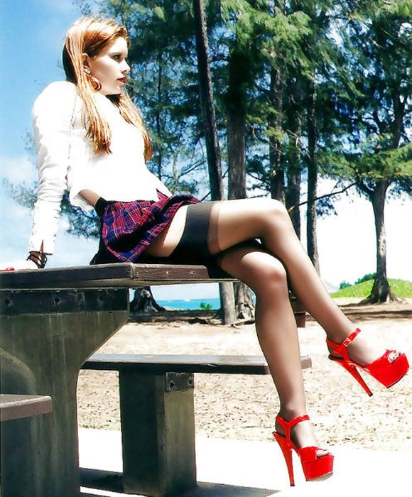 Что одевают проститутки проститутки воркуты форум