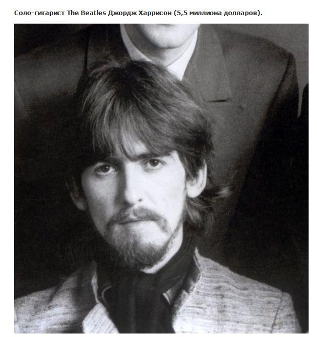 Знаменитости, которые зарабатывают даже после смерти (11 фото)