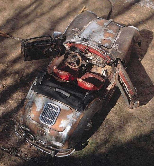 Удивительные модели ретро автомобили (33 фото)
