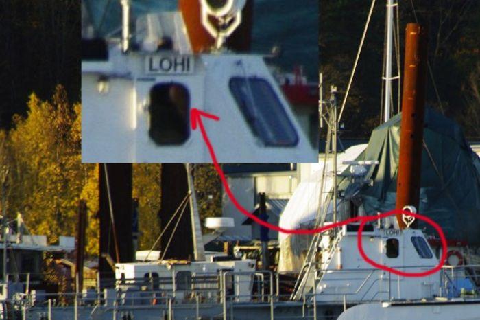 Забавные названия зарубежных морских судов (29 фото)