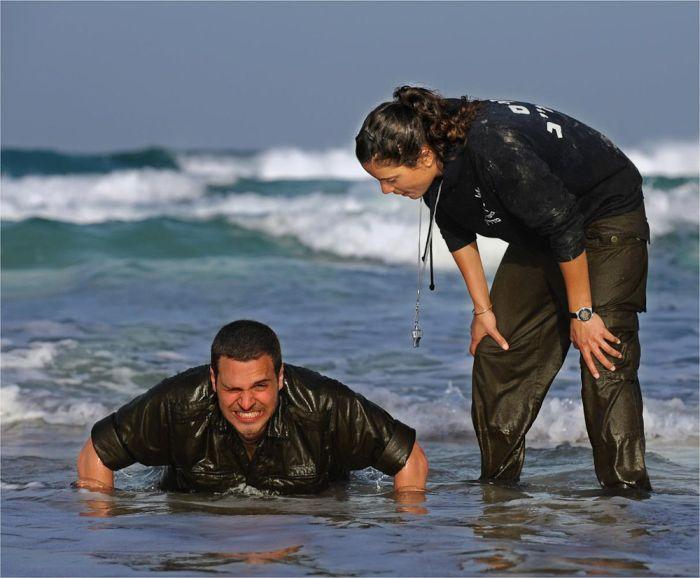 Будни израильской армии (54 фото)