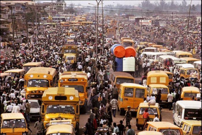 Жизнь в Африке в объективе известного фотографа (50 фото)