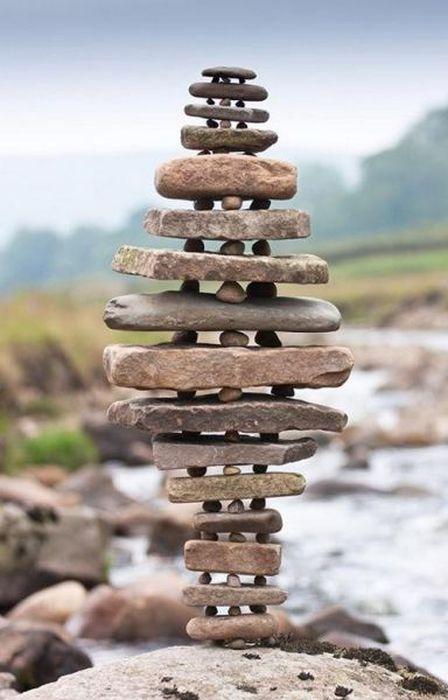 Идеальный баланс различных предметов (24 фото)