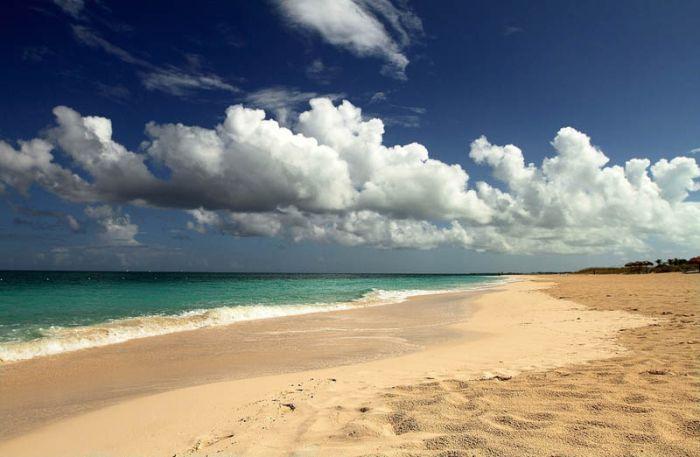 Два райских острова в Карибском море (40 фото)