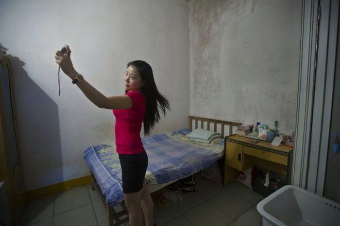 Условия, в которых проживает население Китая (15 фото)